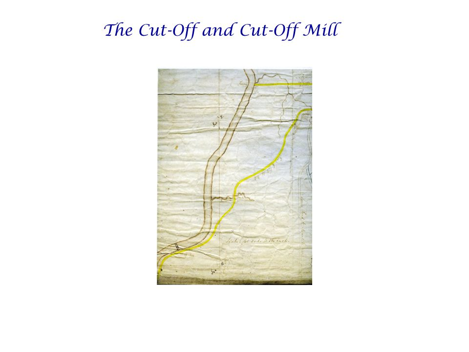 The Cut-Off and Cut-Off Mill