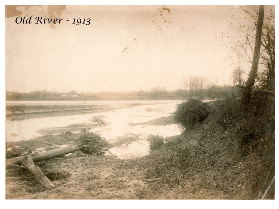 Old River - 1913
