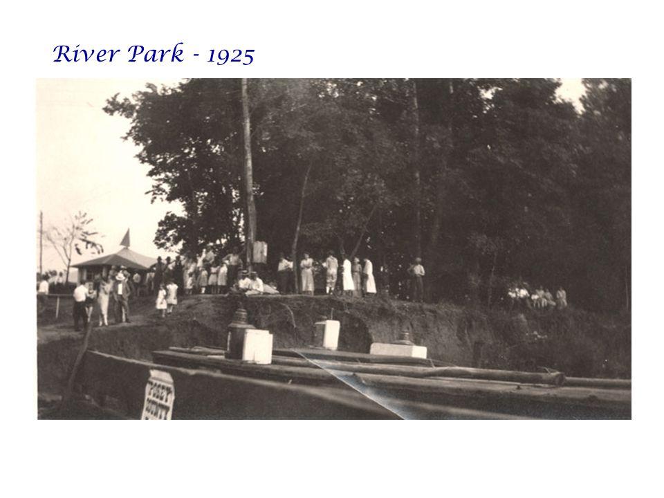 River Park - 1925