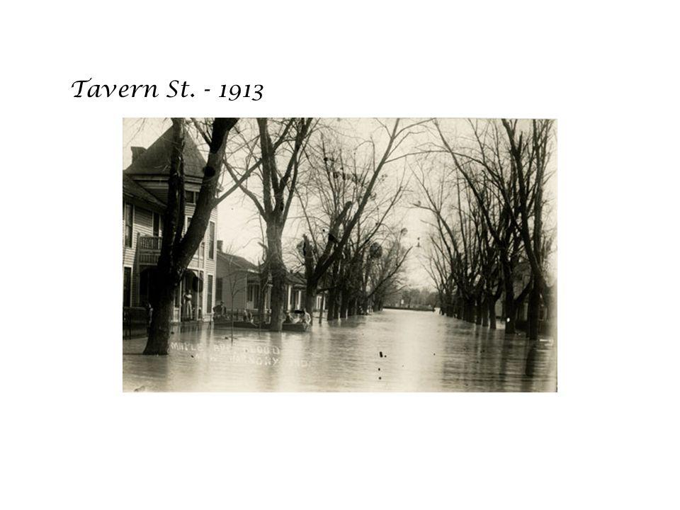Tavern St. - 1913