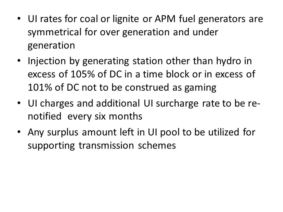 Intra State UI A/C for Delhi Utilities as per new Regulation all figures are in Rs lacks Utility→MES Date↓UI Amount Diffrential_capadditional without Capwith capamountUI amount 1-3.31-2.850.460.00 2-9.22-6.992.240.00 3-9.30-7.162.140.00 4-8.60-6.741.850.00 5-2.75-2.630.110.00 6-9.19-7.012.180.00 7-7.37-6.071.300.00 TOTAL-49.74-39.4510.280.00