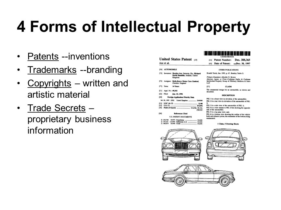 IMPORTANCE OF IP