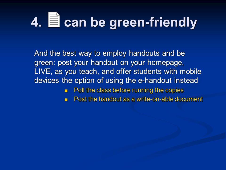 5. have adv's. over e-guides