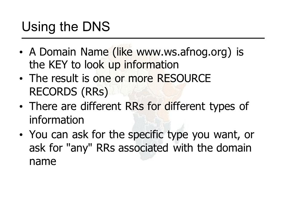How does the resolver find a caching nameserver.