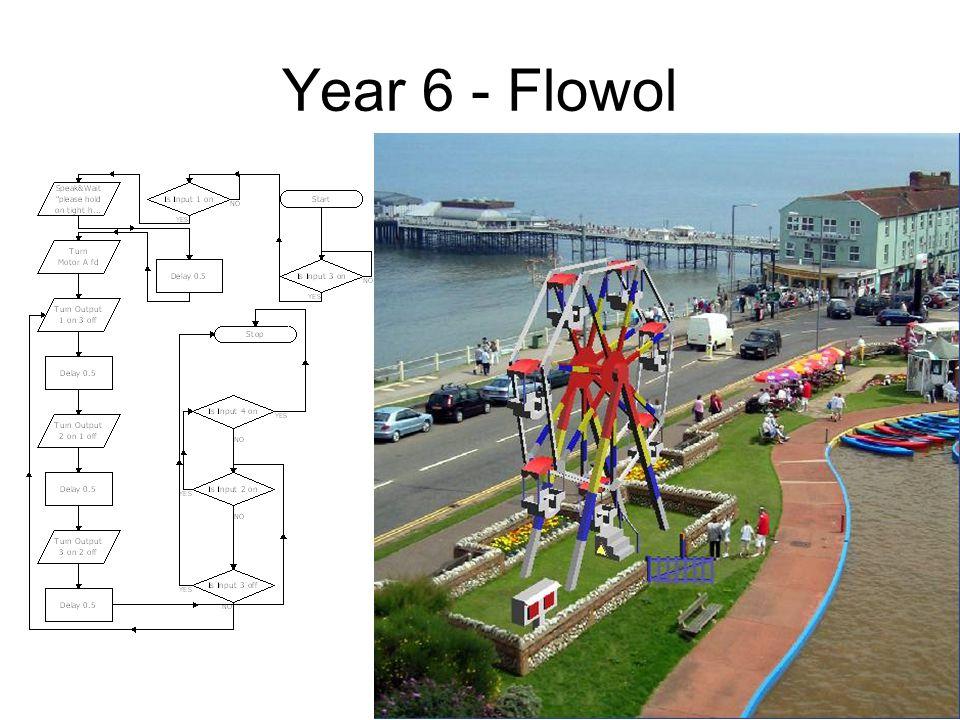 Year 6 - Flowol