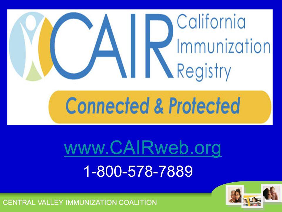 www.CAIRweb.org 1-800-578-7889
