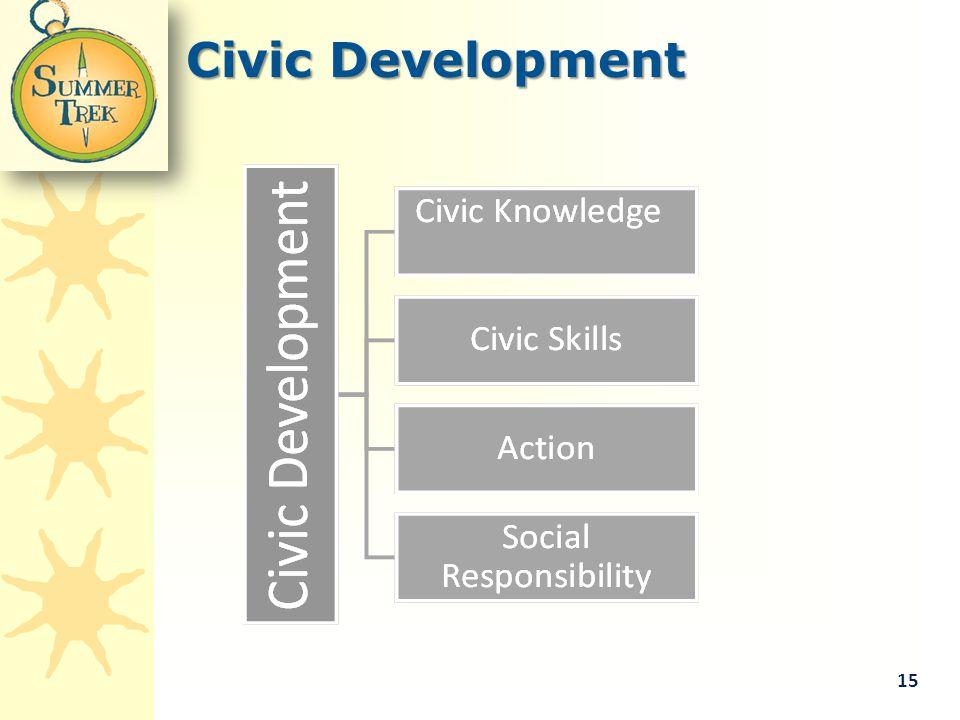 Civic Development 15