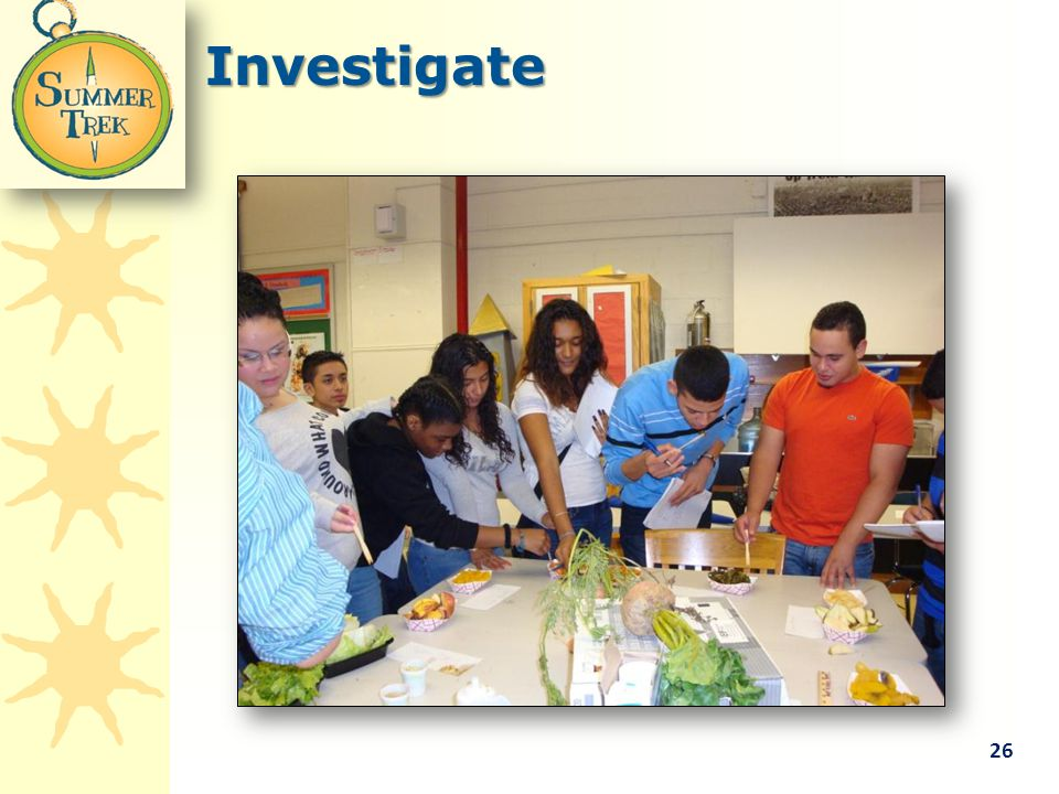 Investigate 26