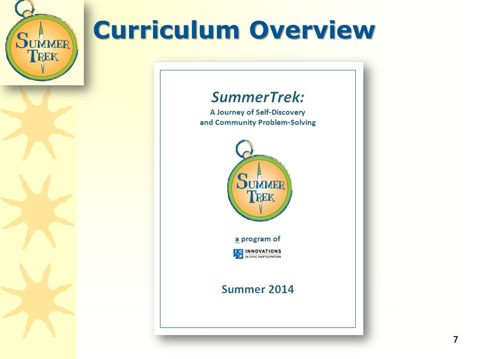Curriculum Overview 7