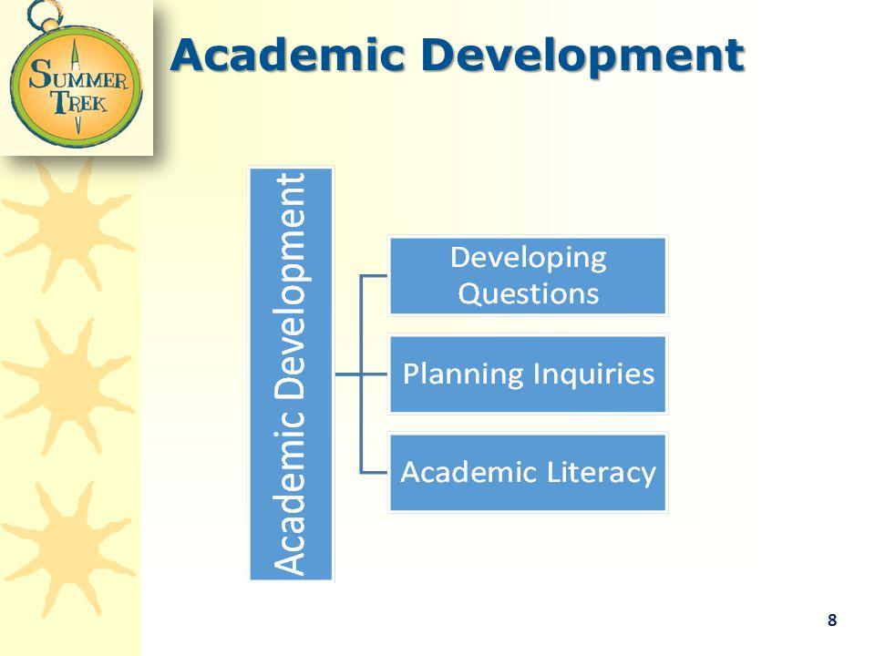 Academic Development 8