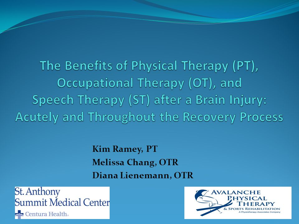 Care is Not as EASY as You Think Kim Ramey, PT