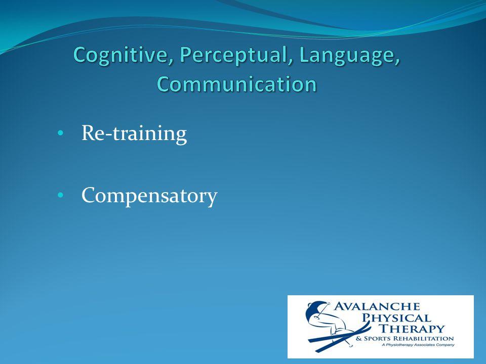 Re-training Compensatory