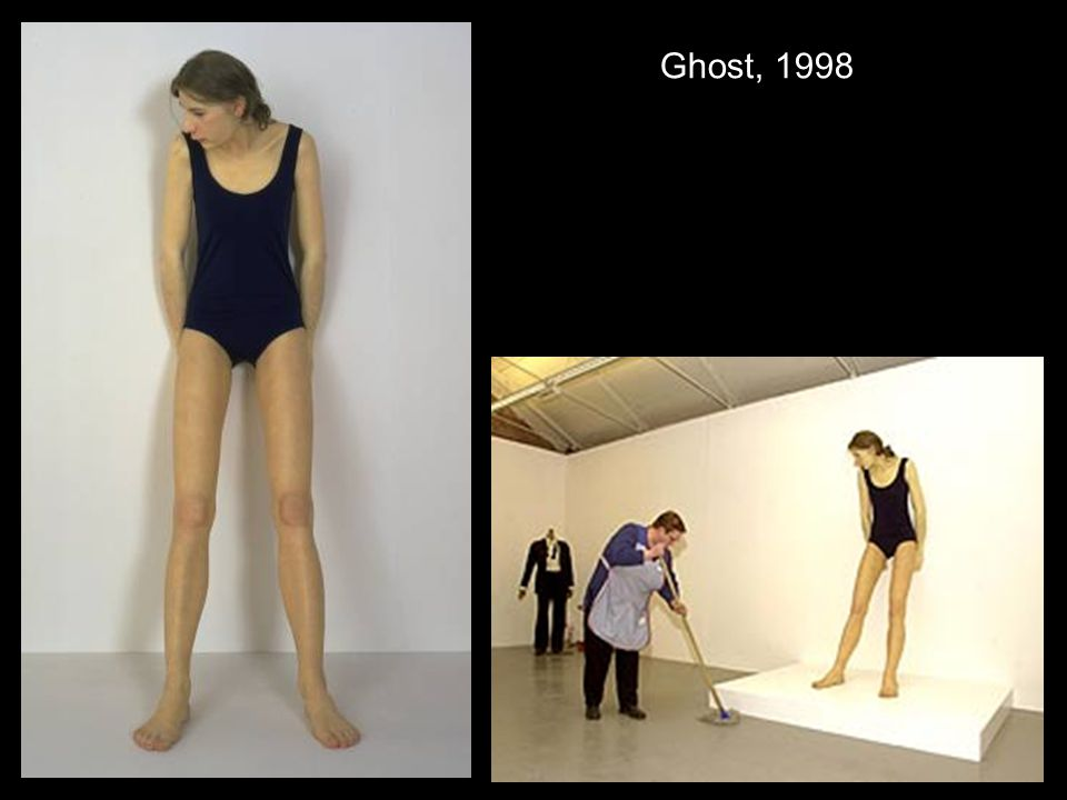 Ghost, 1998