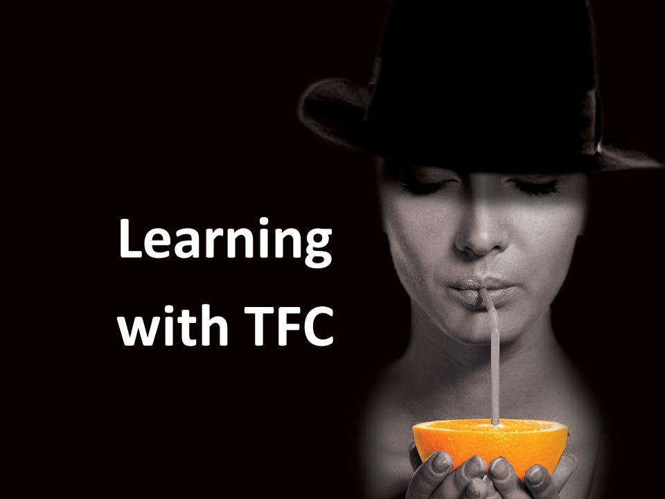 Learning with TFC