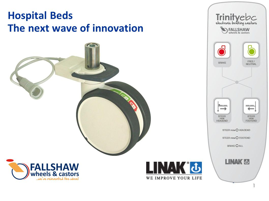 Hospital Beds The next wave of innovation 1