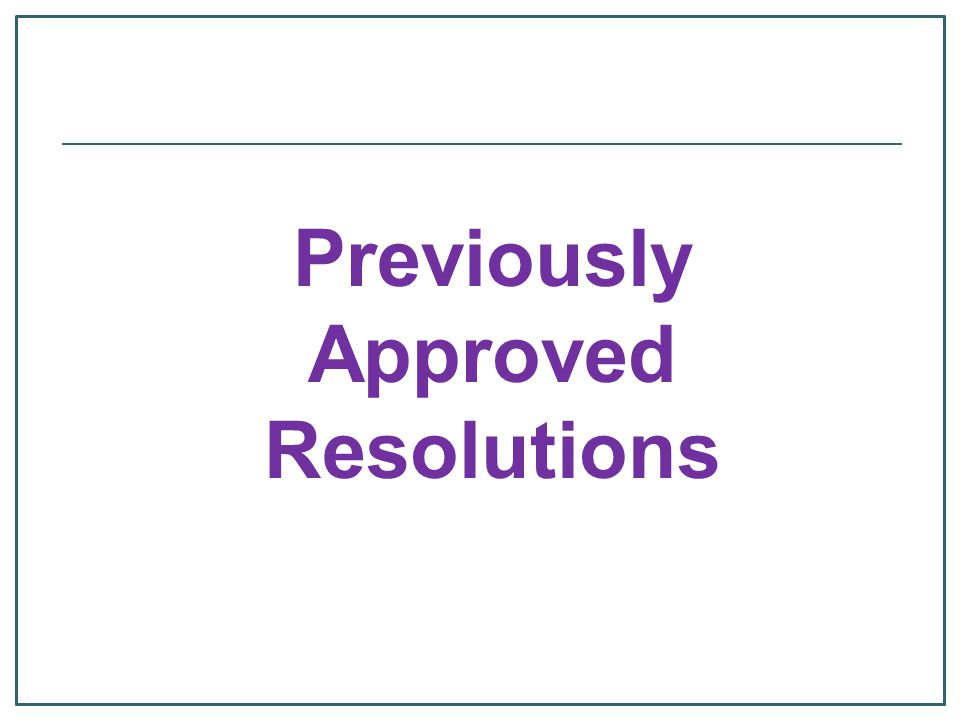 94 Dec 2012 Resolution 9a NRE Director Qualifications – Hybrid For all resolutions, right-click here http://bit.ly/SrIrV9http://bit.ly/SrIrV9 Resolved, That the Western Electricity Coordinating Council (WECC) Board of Directors (Board) determines that, following the proposed bifurcation into regional (RE) and non-regional (NRE) entities, an NRE Independent Director may not be affiliated with any member of the NRE or any entity eligible for membership in classes 1, 2, or 3 of the NRE.