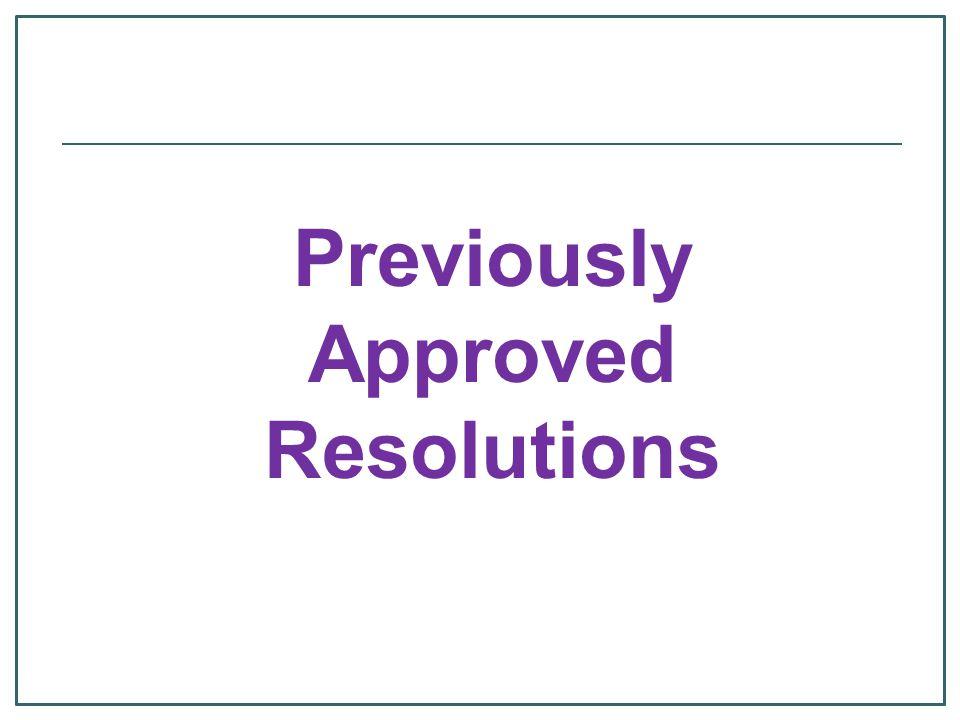 Recommendations spanning RE / NRE scenarios