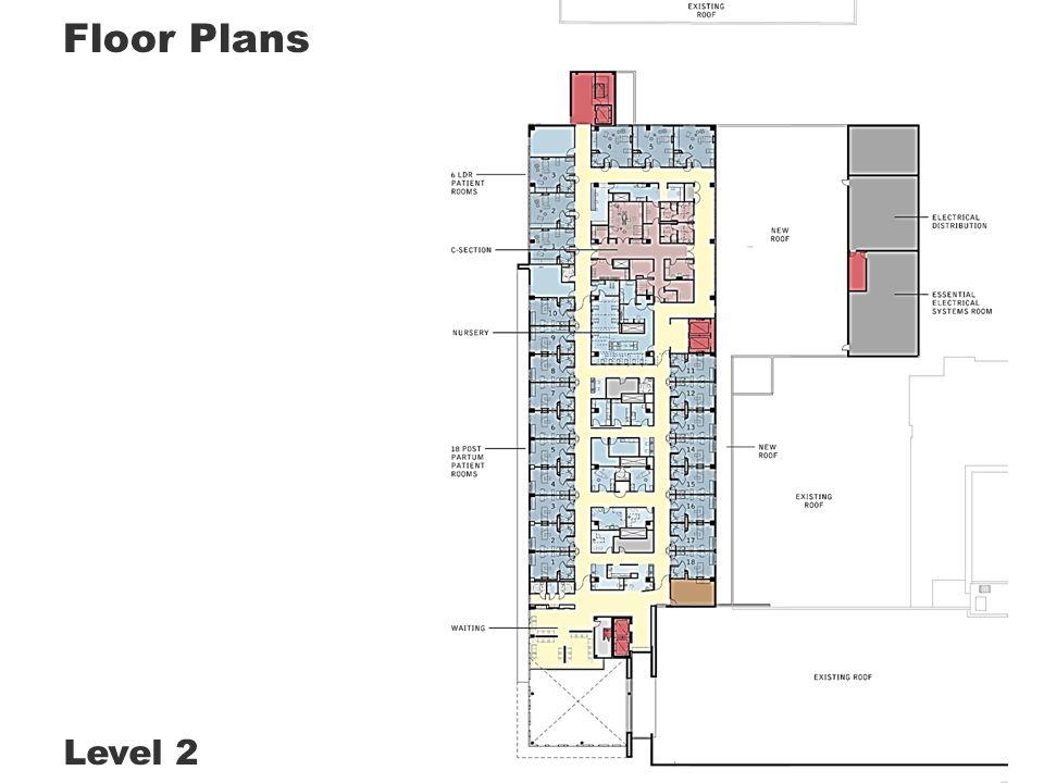 Level 2 Floor Plans