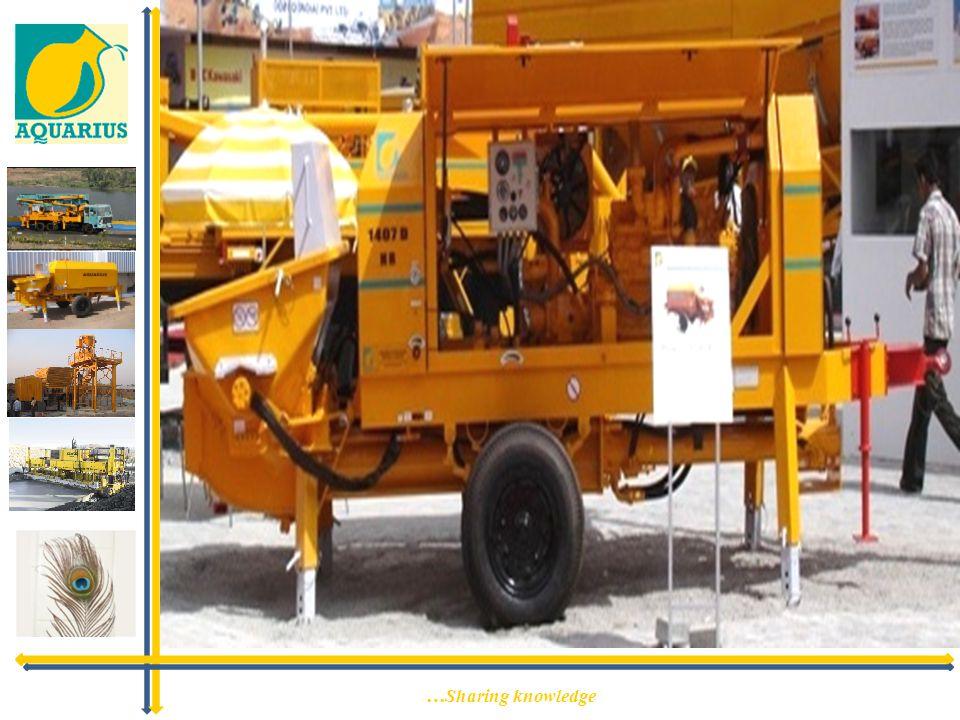 …Sharing knowledge M - 35 Concrete Mix Design with fly ash (Rich Concrete) a) Cement - 380Kg b) Fly Ash - 100Kg c) Natural Sand - 622Kg d) 20mm - 650Kg e) 10mm - 434Kg d) Water - 172Liter e) Admixture - 5.760liter f) Water / Cement Ratio - 0.35 g) Slump – 190-200mm (In the Plant) M- 35 Concrete Mix Design without fly ash a) Cement - 410Kg b) Fly Ash - Nil c) Natural Sand - 755Kg d) 20mm - 644Kg e) 10mm - 430Kg d) Water - 164Liter e) Admixture – 4.700liter f) Water / Cement Ratio - 0.40 g) Slump – 190-200mm (In the Plant)