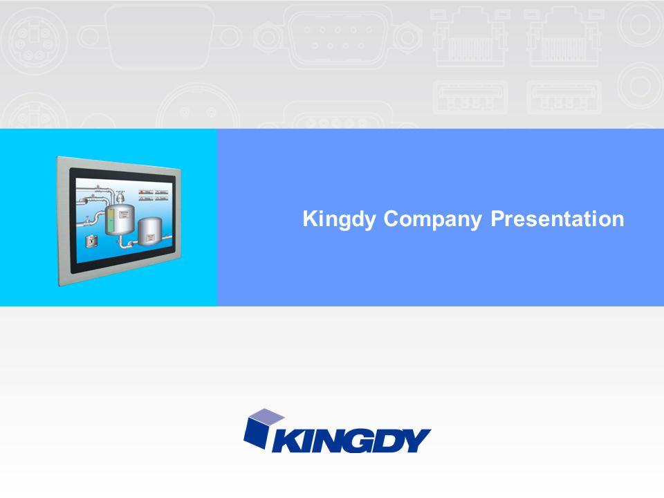 Kingdy Company Presentation