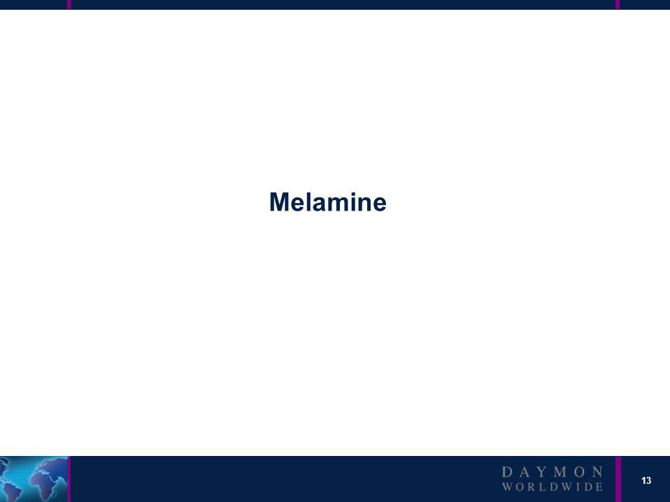 13 Melamine