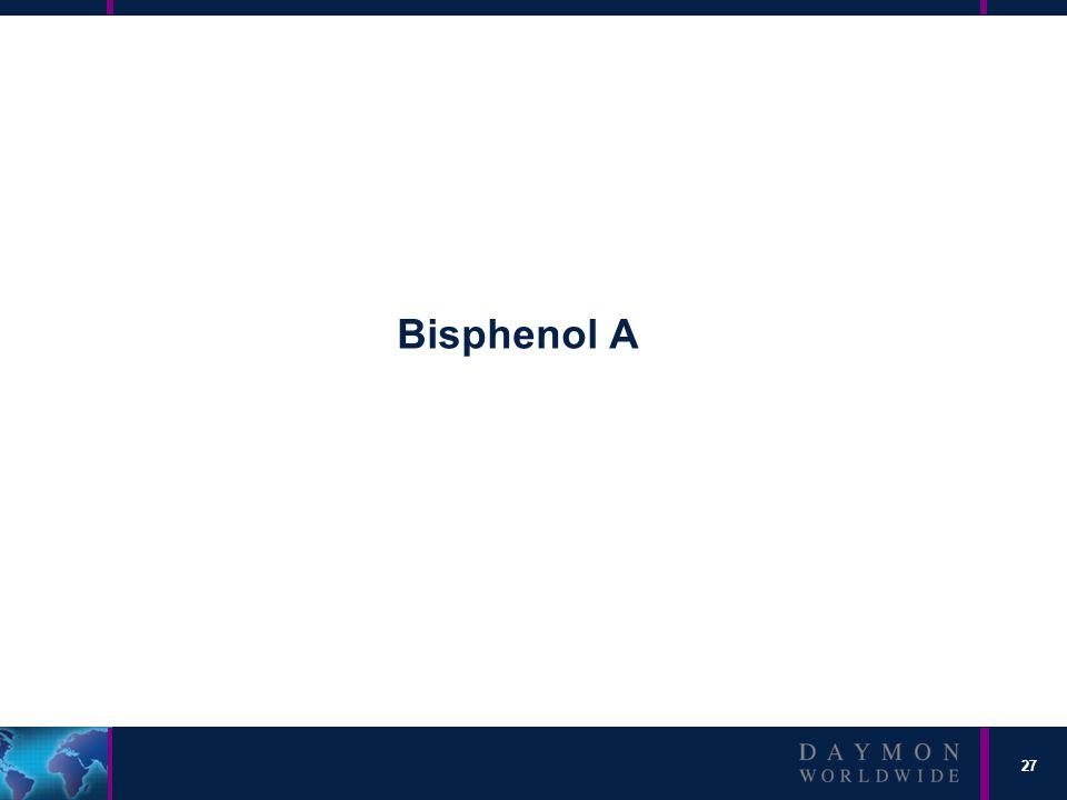 27 Bisphenol A