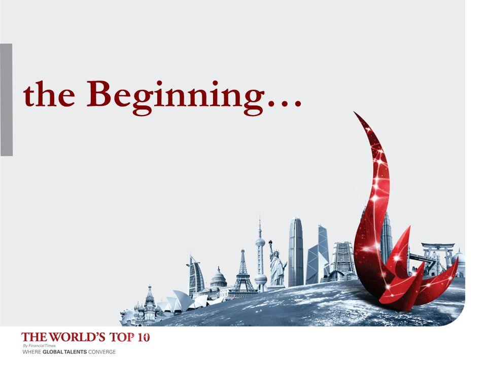 HKUST Business School MBA PT Class of 2013 the Beginning…
