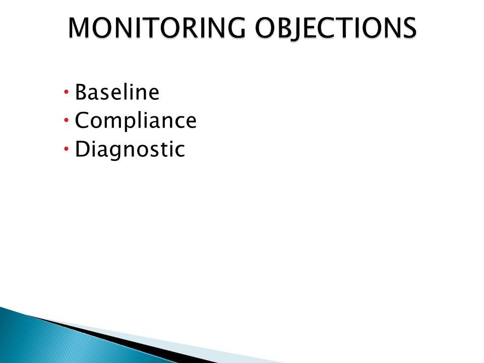  Baseline  Compliance  Diagnostic
