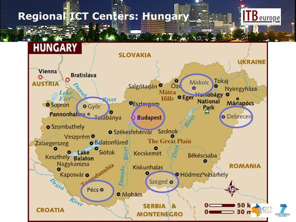 Regional ICT Centers: Hungary