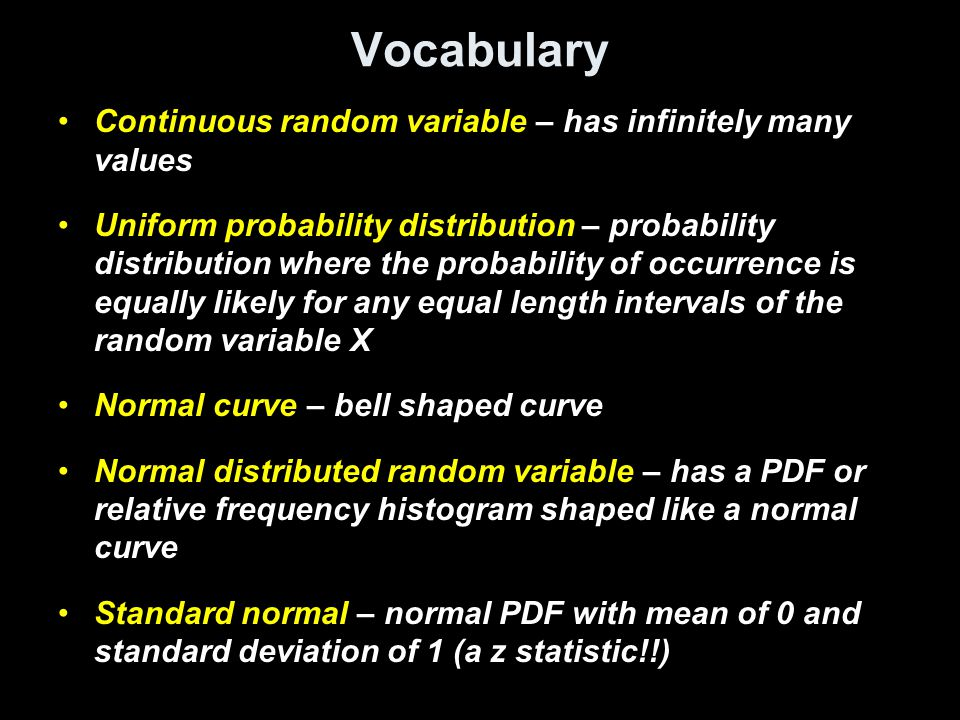 Problems Standard Normal Random Variable What is the Z value associate with 91 st percentile.