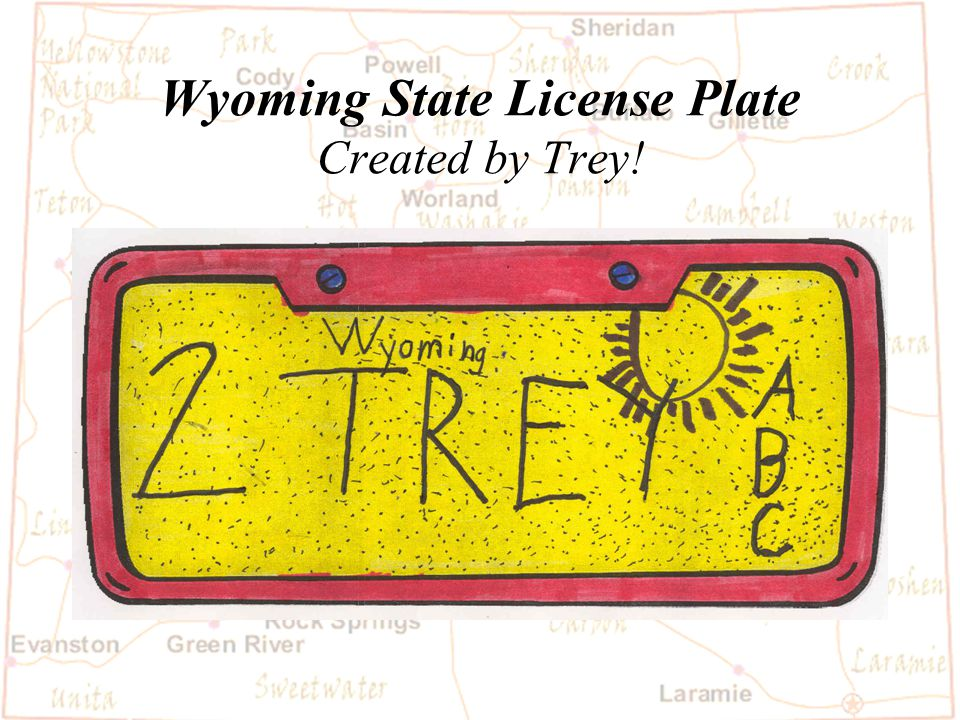 Barb Austin LCSD#1 Wyoming Mini-Timeline 1743--French Canadians Francois and Louis Joseph de la Verendrye become the first known whites to enter present-day Wyoming.