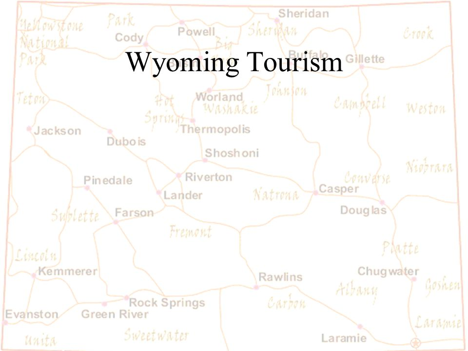 Barb Austin LCSD#1 Wyoming Tourism