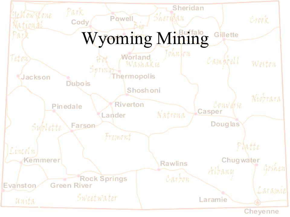 Barb Austin LCSD#1 Wyoming Mining
