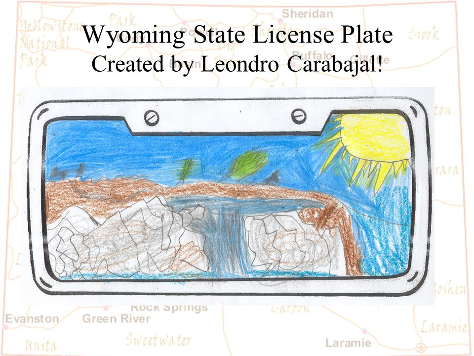 Barb Austin LCSD#1 Wyoming Mini-Timeline 1743 French Canadians Francois and Louis Joseph de la Verendrye become the first known whites to enter present-day Wyoming.