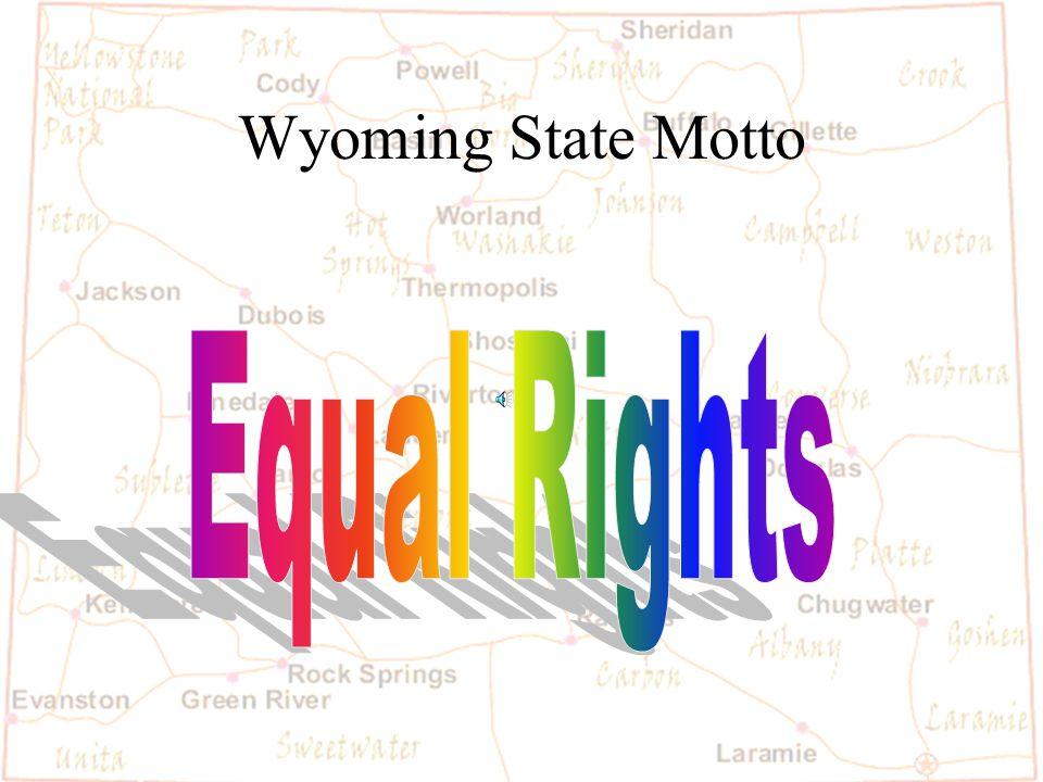 Barb Austin LCSD#1 Wyoming State Bird Meadowlark A Meadowlark is Wyoming's state bird.