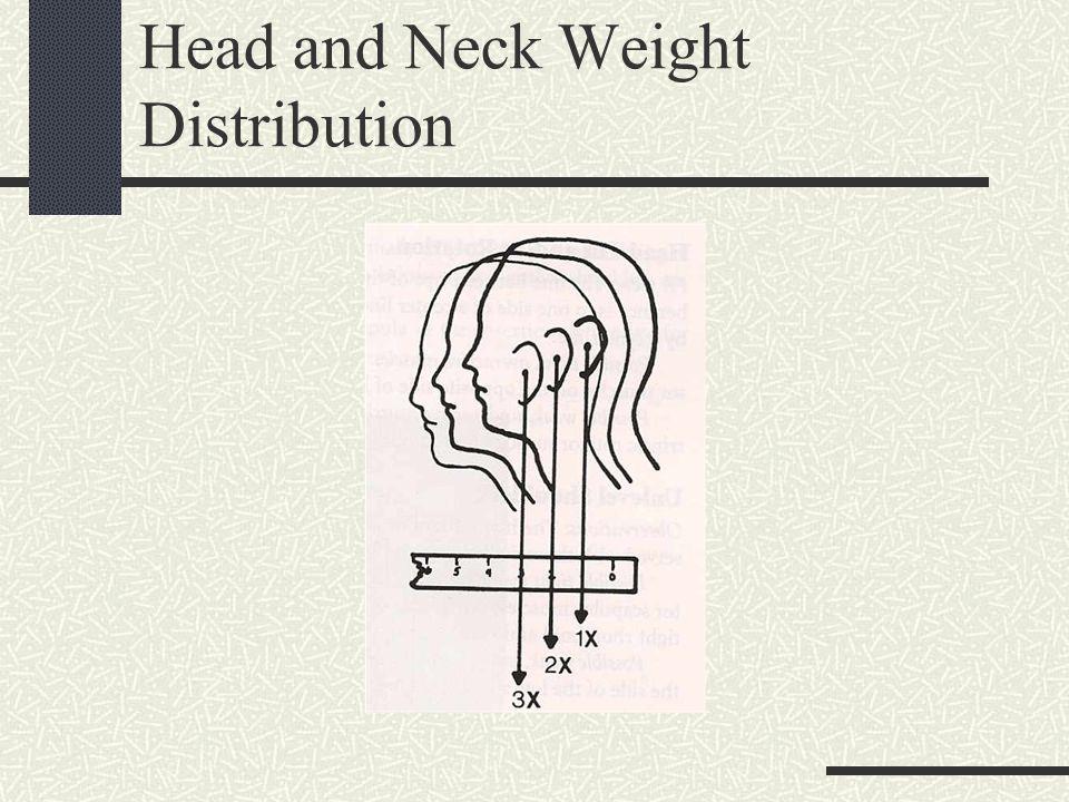 Forward Head Tilt