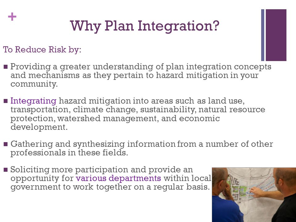 + Incorporation into Existing Plans, Studies, Reports, and Technical Information Commonwealth of Pennsylvania Standard All-Hazard Mitigation Plan Local Floodplain Management Ordinances Local Stormwater Management Plans (i.e.