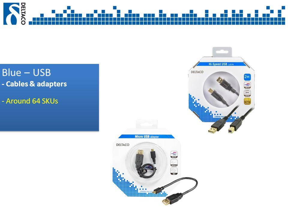 Hi-Speed USB Extension Cables - 8 SKUs -1, 2, 3 & 5 m -2 colours, black and beige Hi-Speed USB Extension Cables - 8 SKUs -1, 2, 3 & 5 m -2 colours, black and beige SKULengthColourEANPcs/CtnHS number USB2-15-K1mBeige73400046273572685444210 USB2-15S-K1mBlack73400046747022685444210 USB2-12-K2mBeige73400046273262685444210 USB2-12S-K2mBlack73400046746722685444210 USB2-13-K3mBeige73400046273332685444210 USB2-13S-K3mBlack73400046746892685444210 USB2-14-K5mBeige73400046273402685444210 USB2-14S-K5mBlack73400046746962685444210