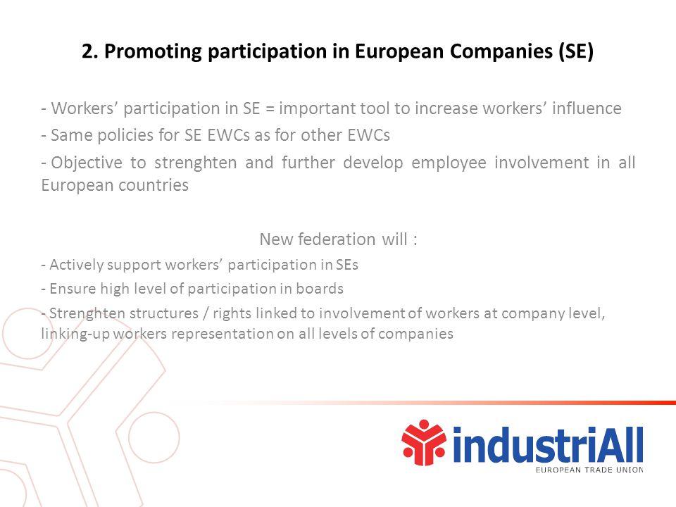 Future Priorities Work Programme 4.