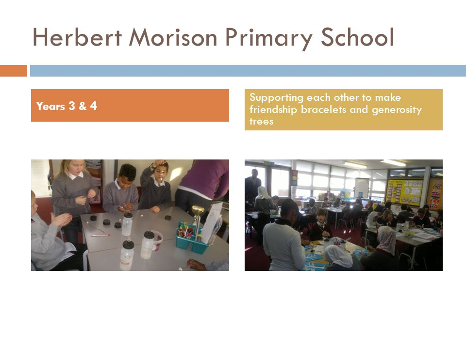 Herbert Morison Primary School PSHCE Morning 1 st February 2012 Year 5 & 6 wrote acrostic poems using the words Generosity and Gratitude
