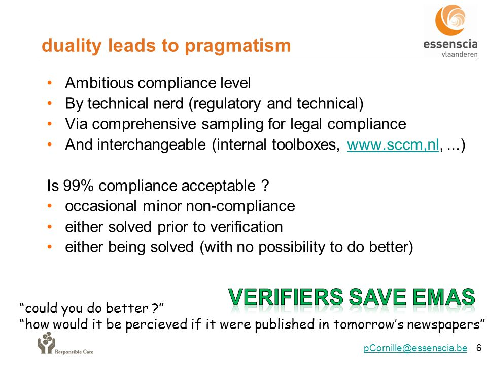 Ambitious compliance level By technical nerd (regulatory and technical) Via comprehensive sampling for legal compliance And interchangeable (internal