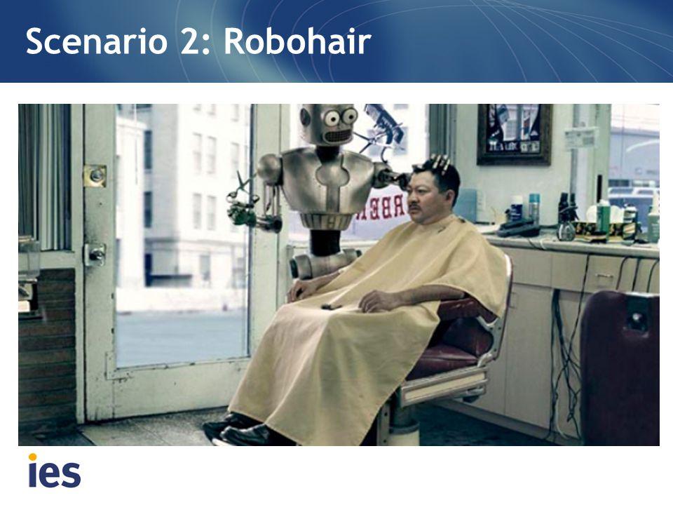 Scenario 2: Robohair