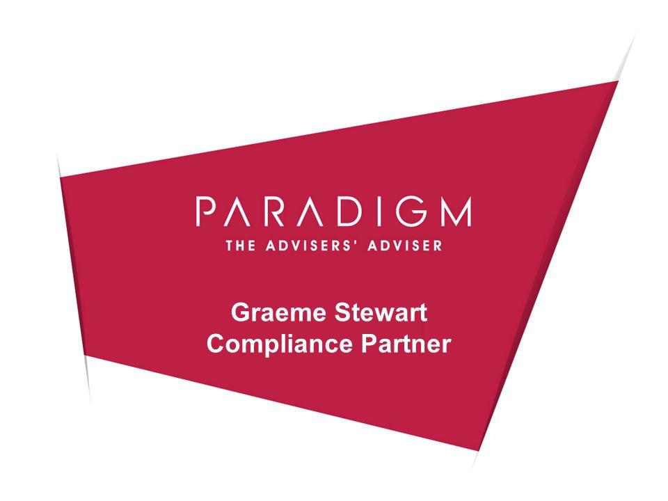 Graeme Stewart Compliance Partner