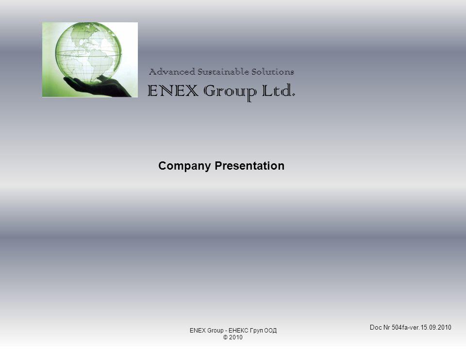 ____________________ ENEX Group Ltd.