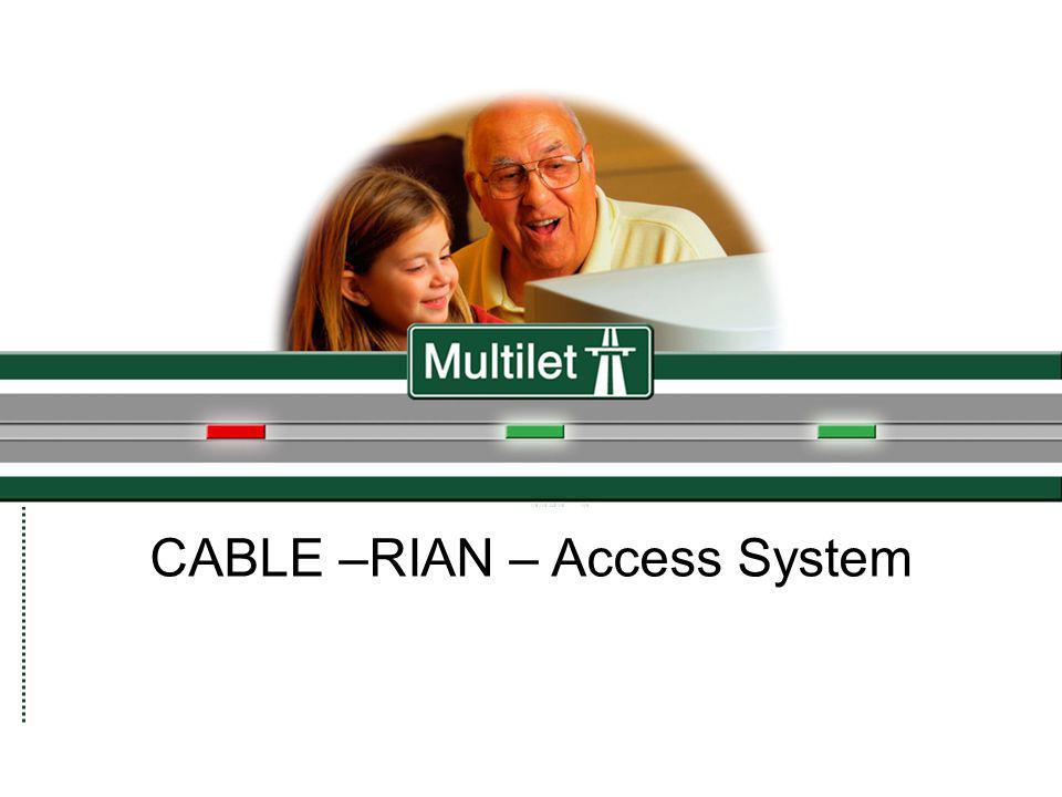 a macab power point presentation RIAN BV WAALRE 040-2213656 CABLE –RIAN – Access System