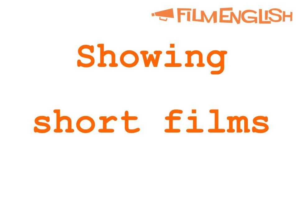Showing short films