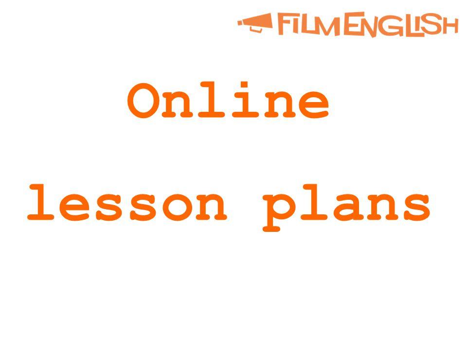 Online lesson plans