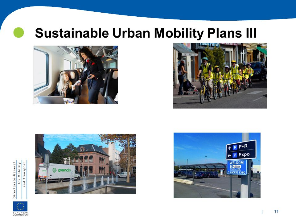 | 11 Sustainable Urban Mobility Plans III