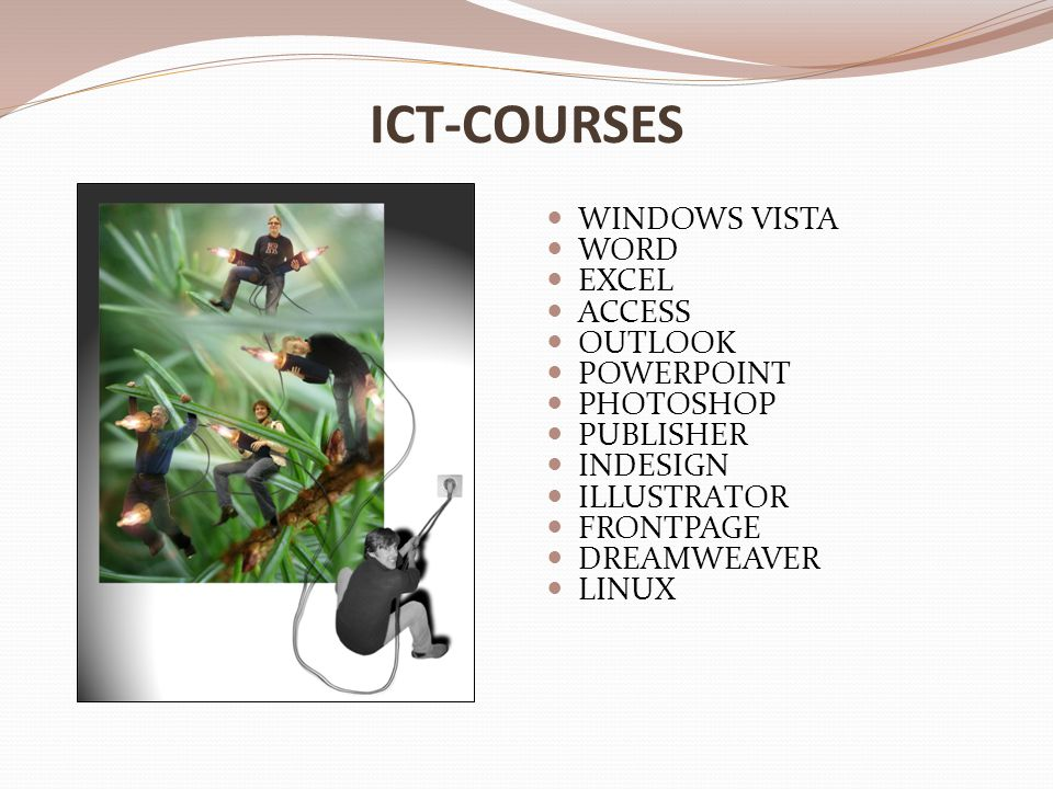 COURSES IN LANGUAGES Arabic3 years Chinees5 years German3 years English8 years French8 years Greek1 year Italian8 years Polish1 year Portugees2 years Russian2 years Spanish8 years Turkish 2 years Japanese1 year