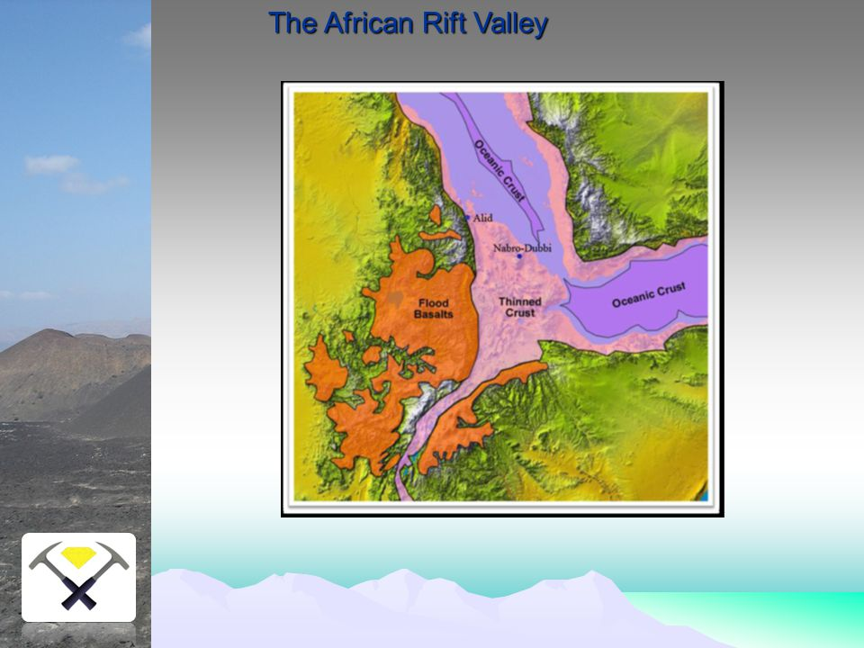 The African Rift Valley